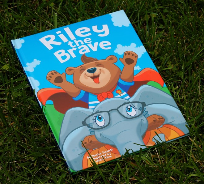 riley the brave grass
